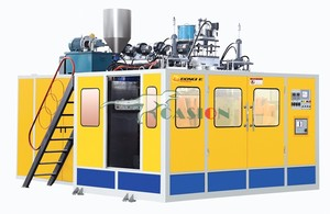 Lubricant Blow Molding Machine